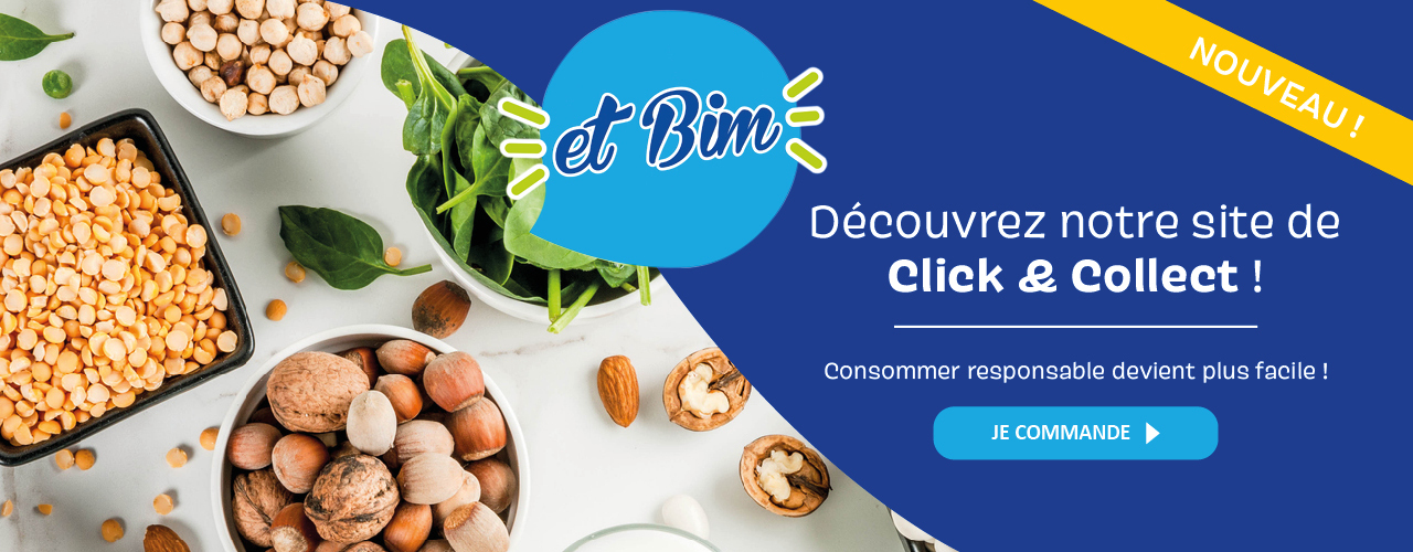 Le magasin de Brive ouvre son Click and Collect